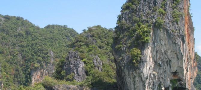 חוף קראבי דרום תאילנד
