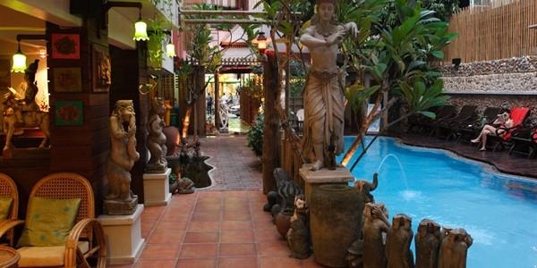 מלון וילה צ'ה צ'ה בנגקוק – הקשר הישראלי תאילנד