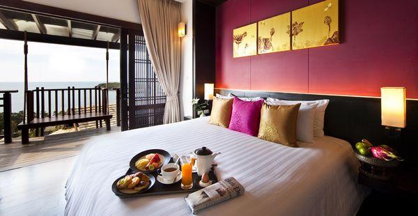 מלון הבונדארי ספא ריזורט ווילות סמוי  BHUNDHARI SPA SAMUI