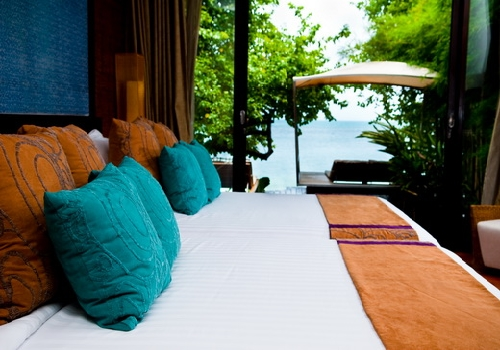 מלון סריראייה סמוי SAREERAYA CAHWENG BEACH - SAMUI