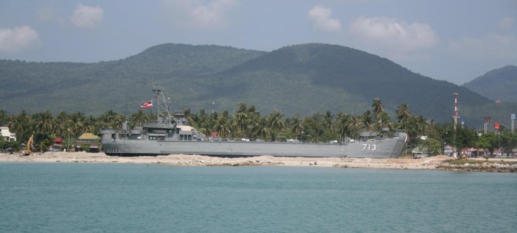 האי קופנגן – דרום תאילנד