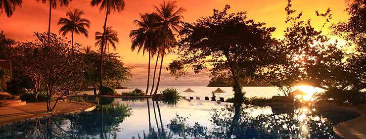 מלון סי וויו על האי קו צ'אנג