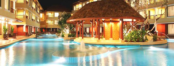 מלון פאטונג פארגון פוקט