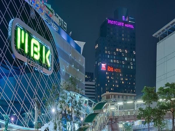 מלון איביס סיאם בנגקוק
