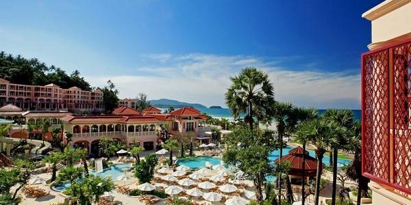 מלון סנטרה גרנד ביץ' ריזורט חוף קרון פוקט