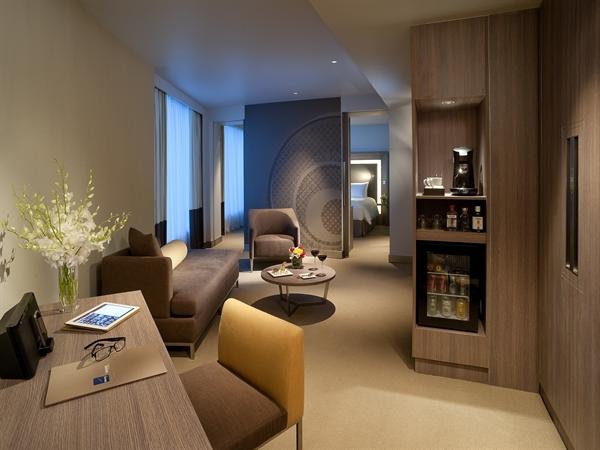 מלון נובוטל פלטינום בנגקוק Suite