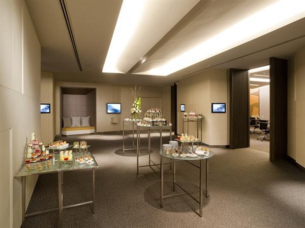 Foyer  מלון נובוטל פלטינום בנגקוק