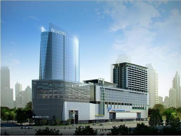 מלון נובוטל פלטינום בנגקוק Platinum Fashion Mall