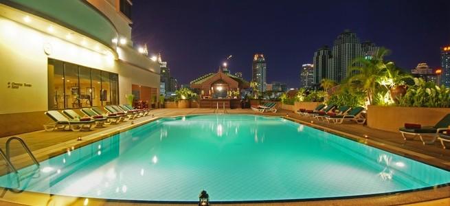 מלון רמדה בנגקוק