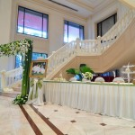 Ramada D'MA Bangkok - Wedding Decoration at Lobby (1)