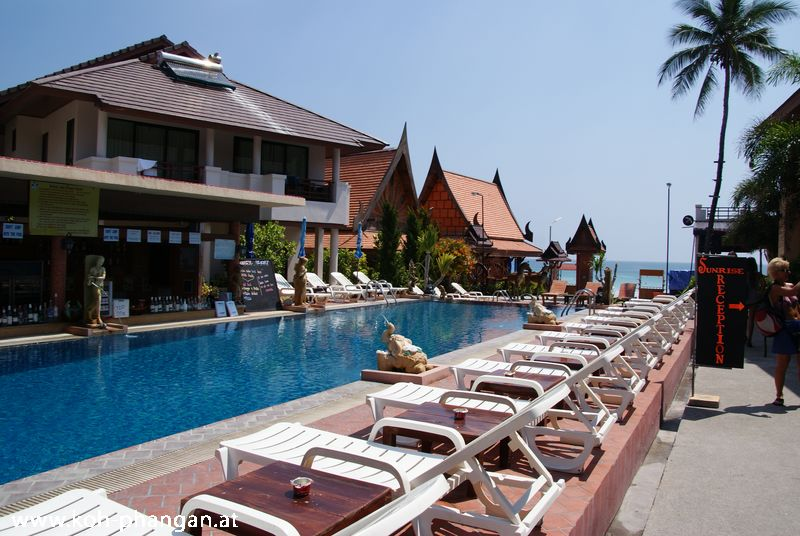 phangan sunrise resort