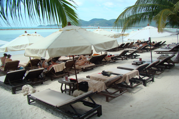 מלון דרה סמוי  DARA SAMUI BEACH RESORT & SPA VILLA