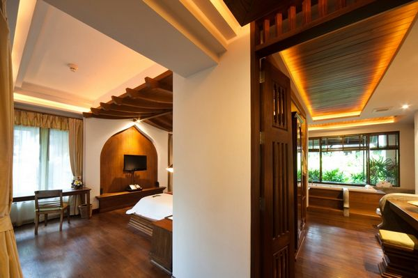 מואנג ווילה סמוי MUANG SAMI VILLA AND SUITES